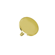 18K Gold Attachment (For 1.6 Internally Threaded Jewellry)