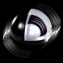 Blackline® Rattle Ball