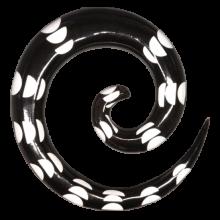 Blur Buffalo Horn Spiral