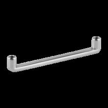 Premium Titanium Stem Flat Surface Barbell