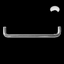Titanium Surface Bar (rounded bar)