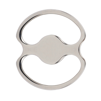 Micromutazioni Titanium Transdermal (14mm base) Transdermal & Implant