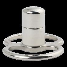 Micromutazioni Titanium Transdermal (16mm base/8mm transdermal)