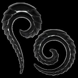 Spirals, Crescents & Claws